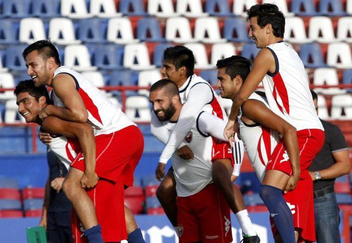 Los Potros de Hierro del Atlante recibirán al San Luis este viernes en la Liga de Ascenso MX. (Notimex/Foto de archivo)