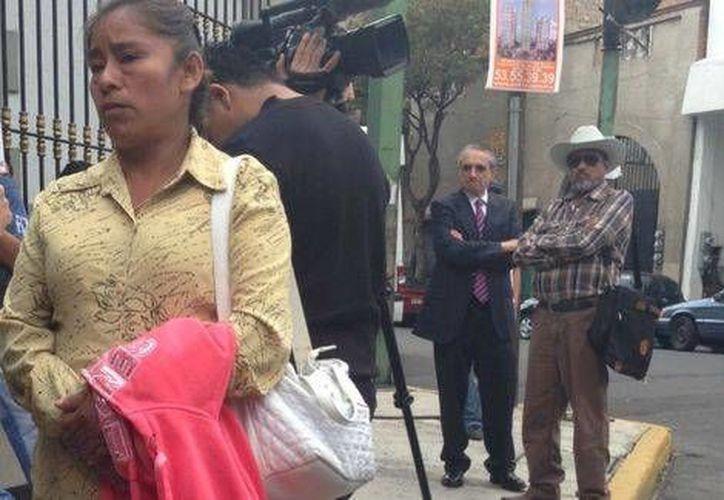 Los familiares de los normalistas de Ayotzinapa temen que los jóvenes puedan estar muertos. (Milenio)