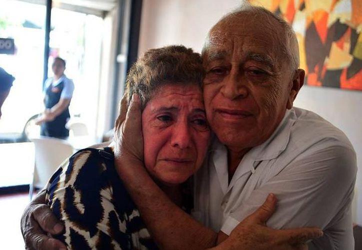 Ligia Canto, madre de Emma Gabriela, ahora piensa en el futuro de su familia, especialmente de sus nietos. (Archivo/Milenio Novedades)