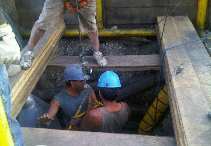 La imagen es de la tragedia de las minas en Sabinas. (Archivo SIPSE)