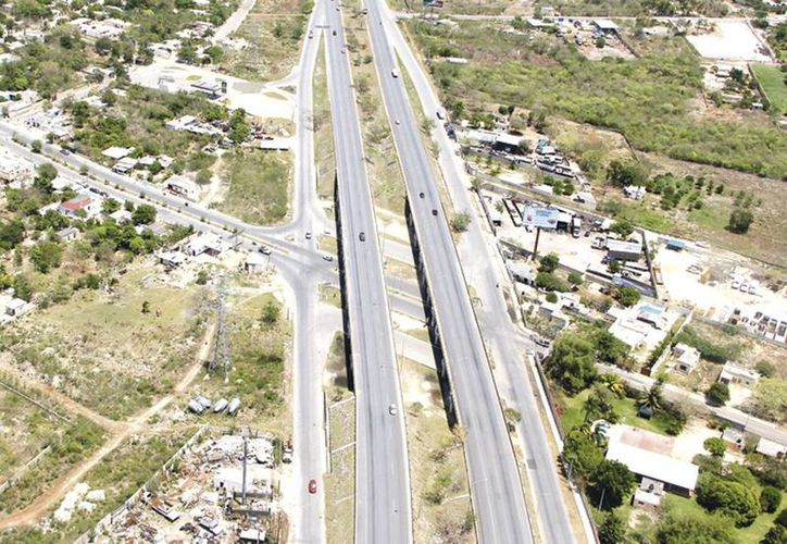 La red carretera también es incluida en la plataforma logística. (Milenio Novedades)