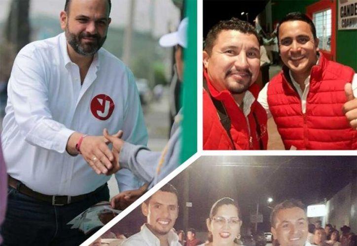 Candidatos a cargos de elección popular en Coahuila iniciaron campañas este domingo. (Foto: Excélsior/Twitter)