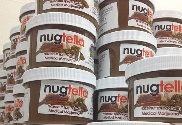 Organicares utiliza su perfil de Instagram para informar a los clientes de los muchos usos de Nugtella. (instagram.com/organicares)