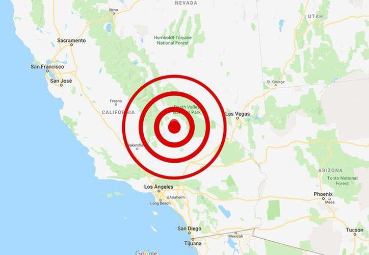 Un sismo de 7.2 grados se sintió en amplias zonas de California