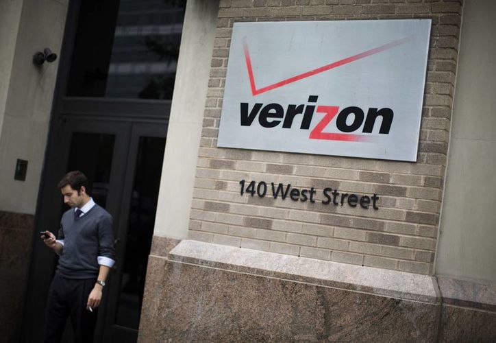 Verizon entrega la información gracias a un mandamiento judicial secreto. (Agencias)