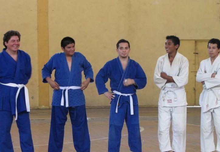 Con la competencia buscan foguear a los jóvenes judokas de cara a las competencias de la Olimpiada Nacional.(Milenio Novedades)