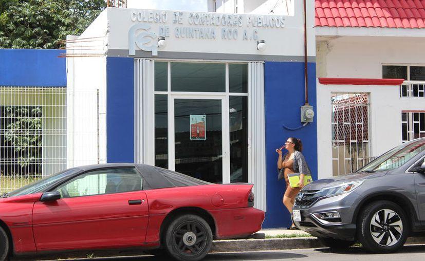 En Quintana Roo no hay ningún contador público certificado en prevención de lavado de dinero. (Enrique Mena/SIPSE)