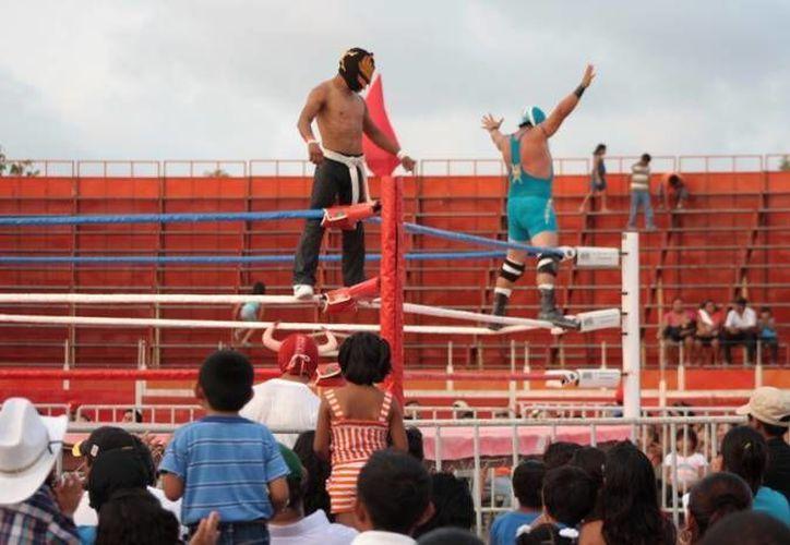 Para Miguel Valverde la lucha libre es reflejo perfecto de la sociedad mexicana. (Sipse/Contexto)