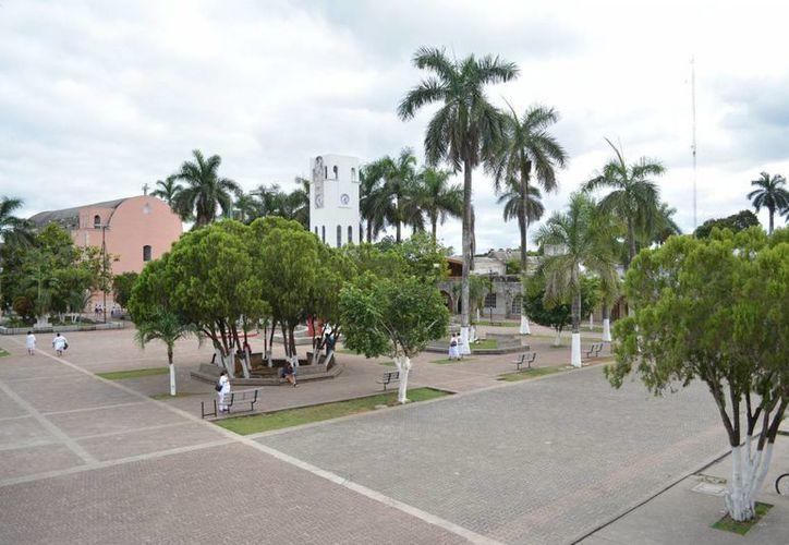 Más de cien espacios públicos serán dotados de internet gratuito en Felipe Carrillo Puerto. (Manuel Salazar/SIPSE)