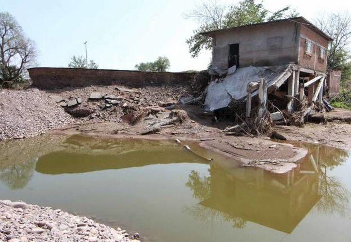El diseño de viviendas resistentes a temblores es un proyecto piloto impulsado por una comunidad de 200 personas en Guerrero. (Imagen de contexto/Archivo/SIPSE)