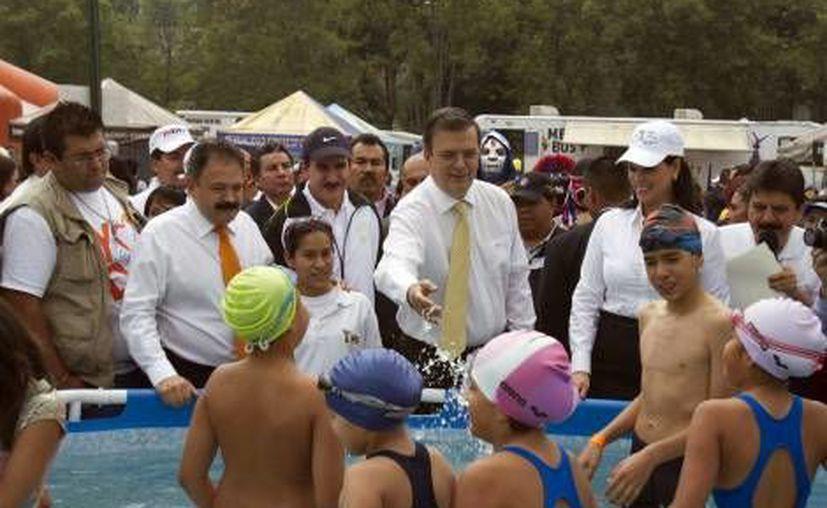 El programa comenzó durante la administración de Marcelo Ebrard. (Milenio.com)