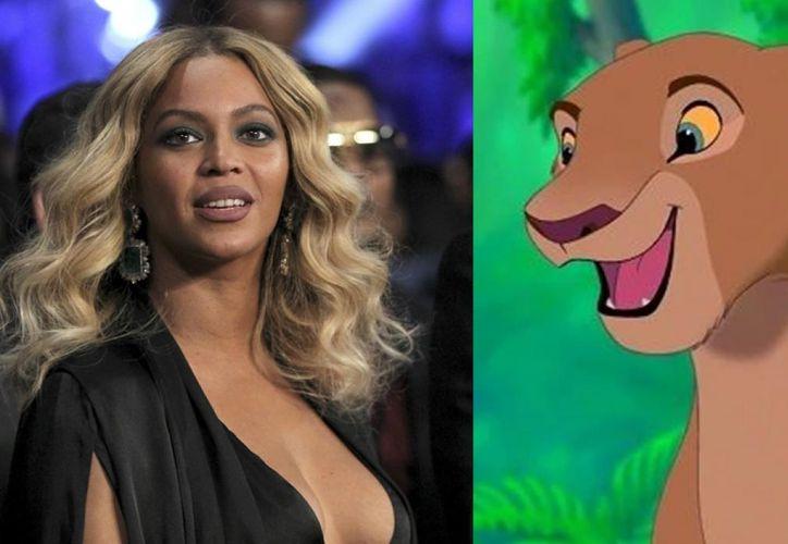 El filme de Disney contará con Beyoncé para dar vida a Nala. (Foto: El Comercio)