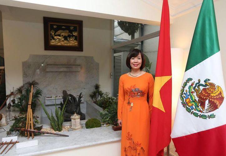La embajadora de Vietnam en México, Le Linh Lan, dijo que la visita del presidente de Estados Unidos, Barack Obama, a Vietnam superó las expectativas. (Notimex)