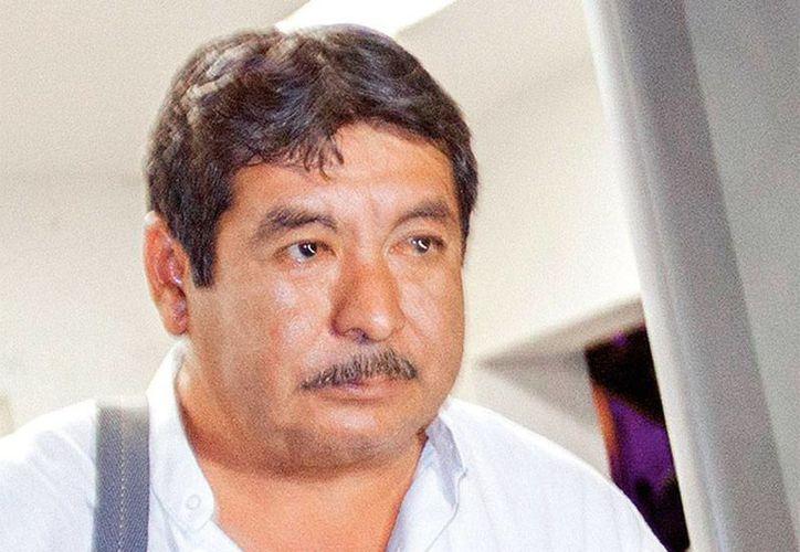 Rubén Nuñez, líder de la sección 22, asegura que la CNTE tiene su propia evaluación magisterial. (Archivo/excelsior.com.mx)