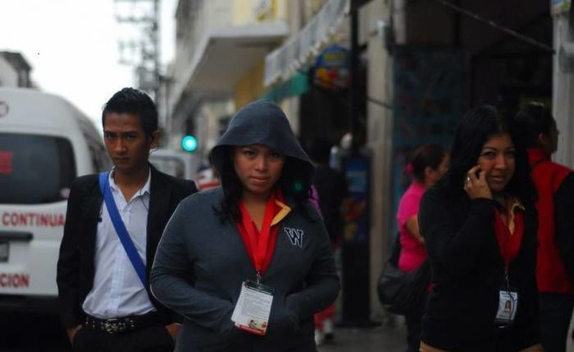 Luego de varios días con temperaturas bastante frescas en Yucatán, la Conagua pronostica una recuperación gradual, es decir, un alza en las temperaturas. (Milenio Novedades)
