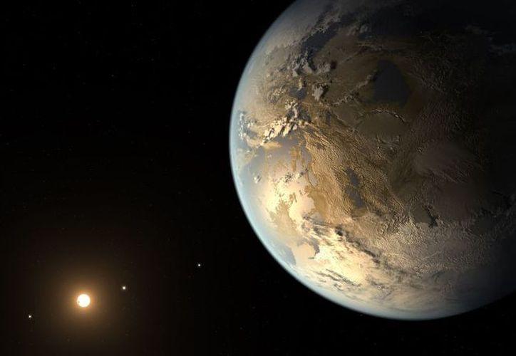 La mayoría de las investigaciones en las que se centrarán los astrónomos serán para descubrir si existe atmósfera. (Contexto/Internet)