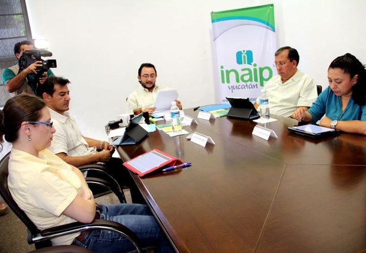 El INAIP no especificó a cuánto ascenderá la multa impuesta al municipo de Baca. (Cortesía)
