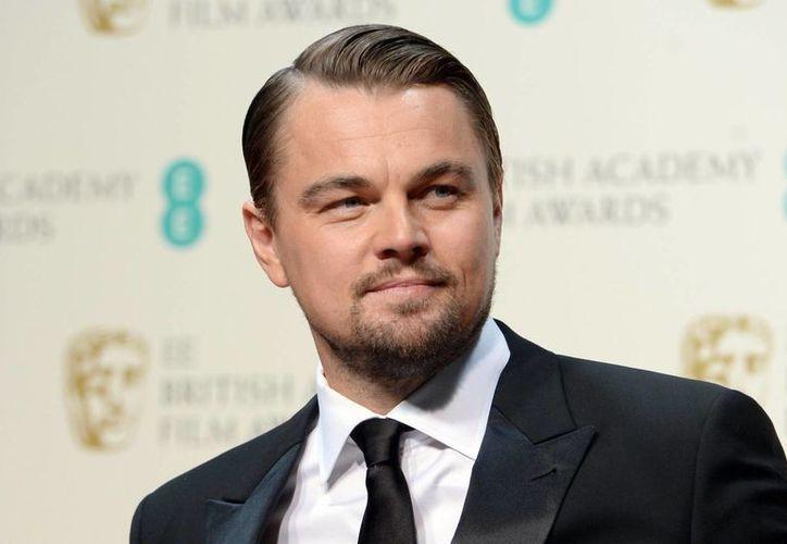 Leonardo  DiCaprio se une a otras once personalidades que también son mensajeros de la paz de la ONU. (Archivo/EFE)