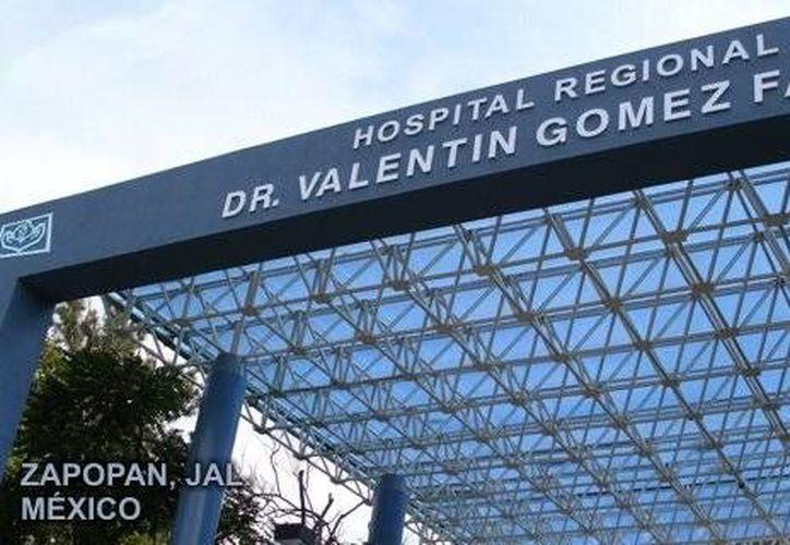 Es la primera vez en 10 años que el hospital Valentín Gómez Farías, de Zapopan, recibe cuatrillizas. (Facebook/ISSSTE-Hospital Regional Dr. Valentín Gómez Farías)