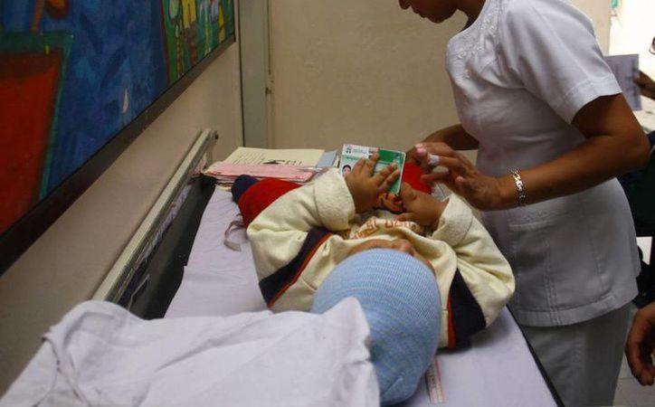 Muchos niños llegan a los hospitales para ser atendidos por el 'Síndrome del niño maltratado'. (Imagen ilustrativa/ Milenio Novedades)