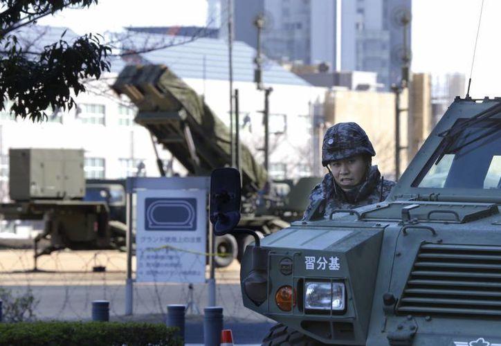 La península coreana está en alerta después de que Corea del Norte decidiera lanzar un cohete de largo alcance este domingo. (AP)