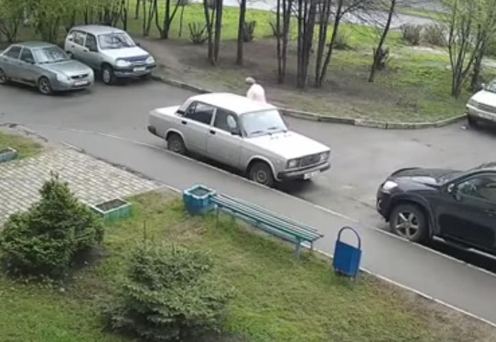 Según medios rusos, el incidente se produjo el 17 de mayo a consecuencia de la ruptura de una tubería. (Foto: Captura de video)