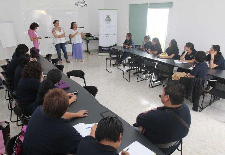 El Instituto Municipal de la Mujer se expande con una nueva sede en el poniente de Mérida. (Milenio Novedades)