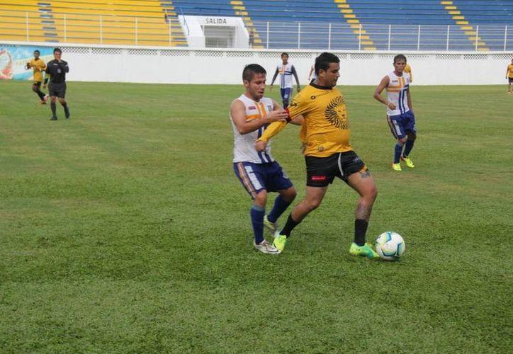 En la siguiente jornada Pioneros se enfrentará al Centro Universitario de Fútbol. (Ángel Mazariego/SIPSE)