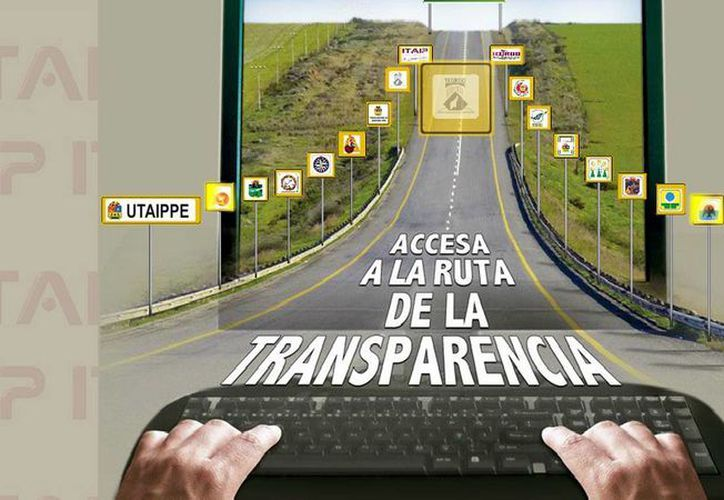 Los sujetos obligados deben publicar a través de internet la información pública obligatoria. (Juan Palma/SIPSE)