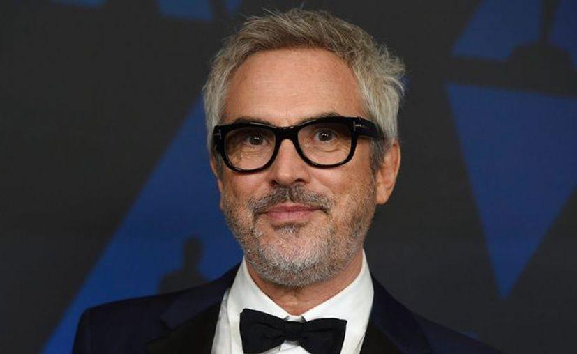 Alfonso Cuarón fue nominado para recibir el premio que otorga el Sindicato de Directores de Estados Unidos. (AP)