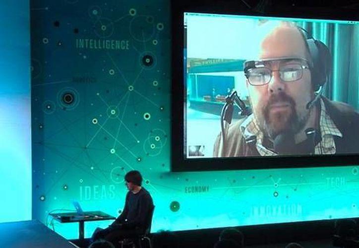 Stuart Turner es especialista en inteligencia artificial del condado de Yorkshire, Reino Unido. (YouTube)