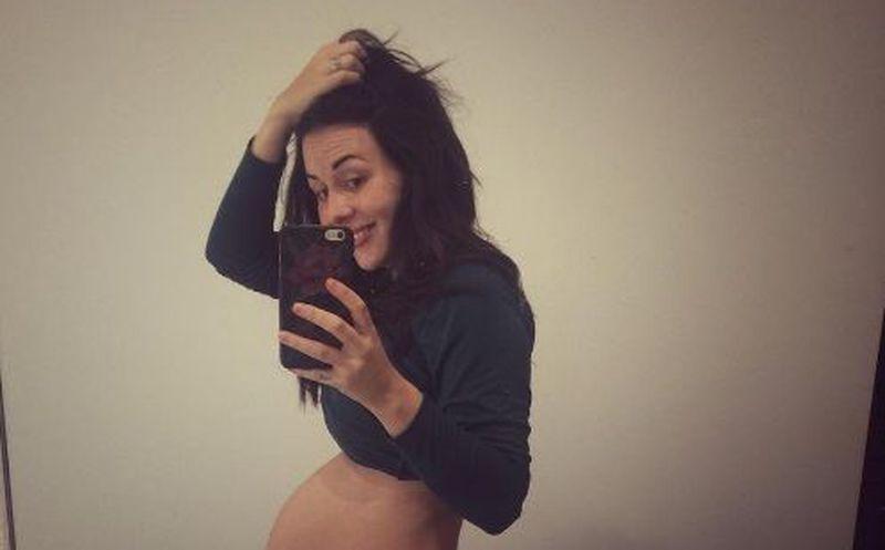 Zuria Vega luce cuerpazo a seis meses de convertirse en mamá