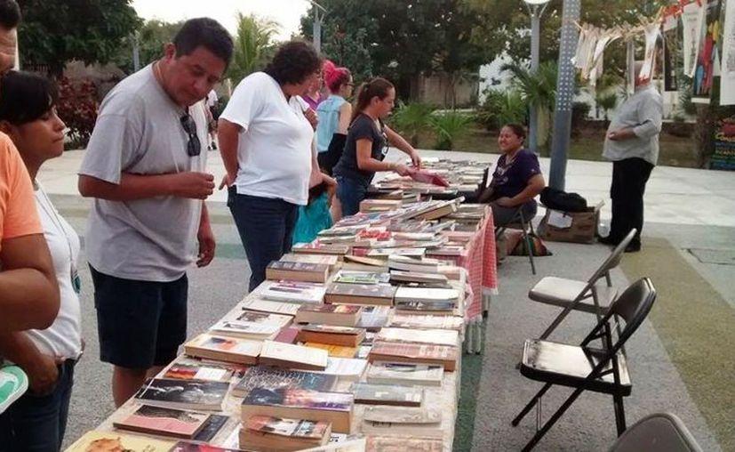 La Feria Internacional del Libro organiza el primer concurso. (Octavio Martínez/SIPSE)