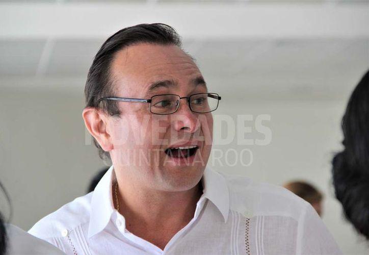 Fidel Villanueva Rivero, magistrado presidente del Tribunal Superior de Justicia del Estado. (David De la Fuente/SIPSE)