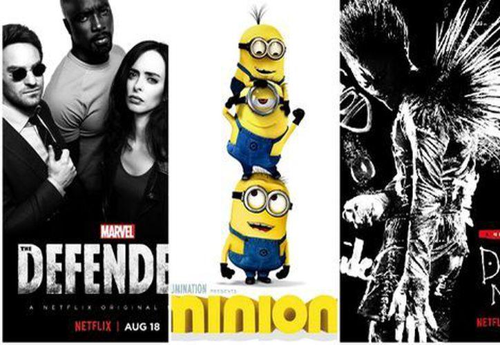 Series, películas, contenido para niños y documentales, estarán entre los estrenos de la famosa plataforma. (Foto: Milenio)