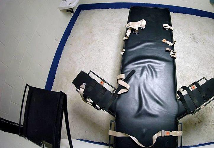La administración de nitrógeno para consumar una sentencia de muerte es un método indoloro y humano, según quienes la defienden. (AP)