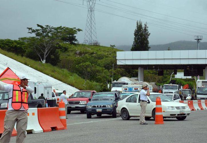 Reporta Capufe saldo blanco en su red carretera. (Notimex)