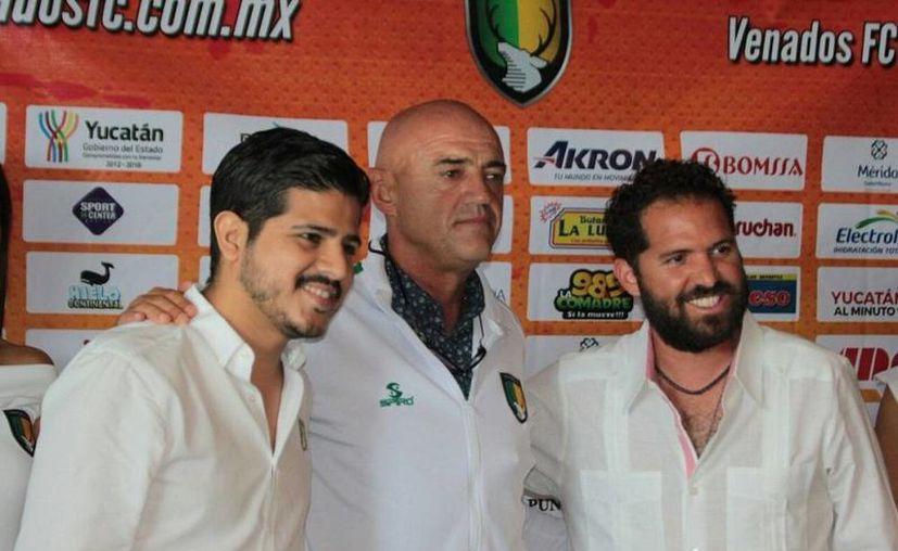 Los Venados de José Luis Sánchez Solá tendrán un duelo de suma importancia ante el líder Atlante, este viernes, en el 'Carlos Iturralde'.(Milenio Novedades)
