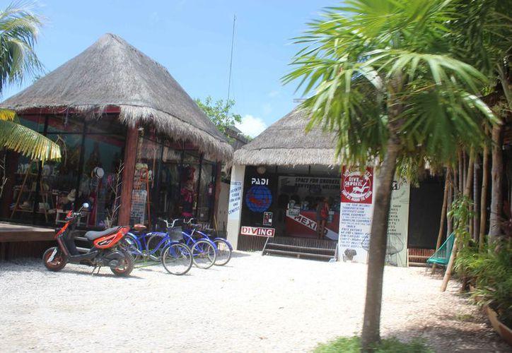 Los prestadores de servicios turísticos reportan una baja en la ocupación. (Sara Cauich/SIPSE)