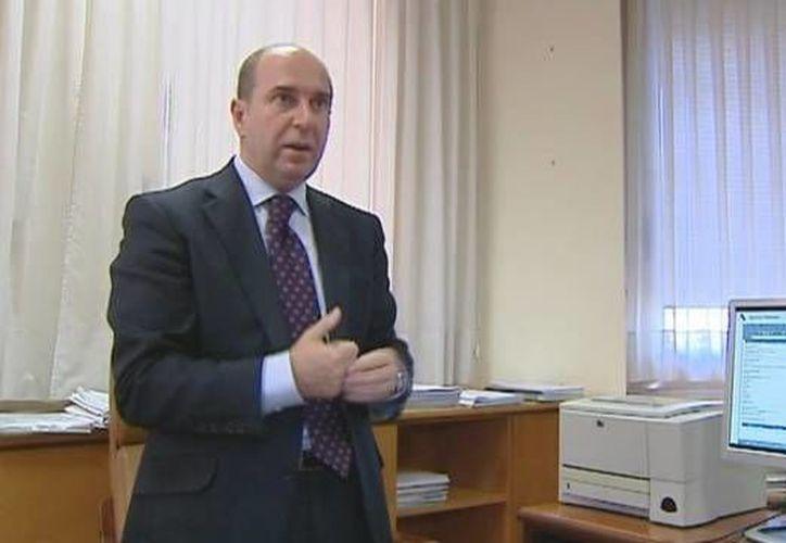 Luis Jones era el director de Inspección Financiera de la Agencia Tributaria de España. (expansion.com)