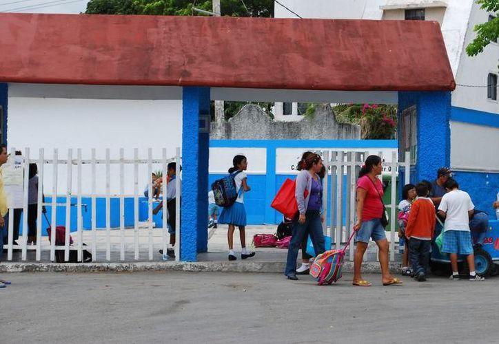 se planea construir siete escuelas en la ciudad. (Archivo/SIPSE)