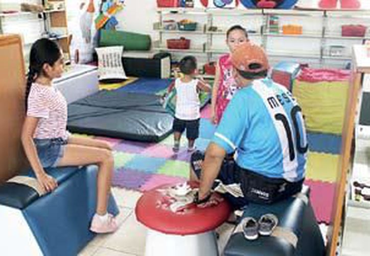 La biblioteca Jaime Torres Bodet realizará talleres itinerantes en Playa del Carmen. (Adrián Barreto/SIPSE)