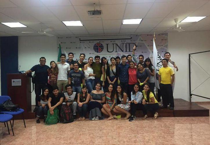 Estudiantes de la UNID expondrán sus mejores fotografías el próximo sábado. (Milenio Novedades)