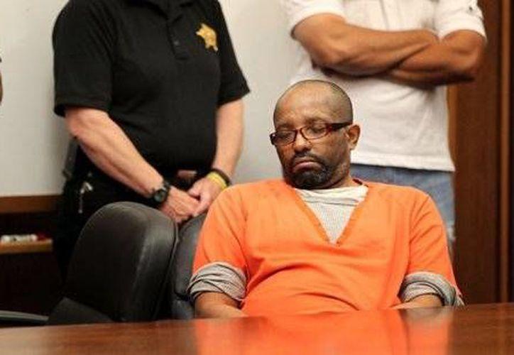 El feminicida está influenciado por los crímenes cometidos por Anthony Sowell, ejecutado en 2011 por los mismos cargos. (Agencias)