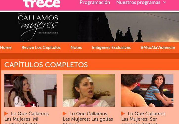 Elizabeth Cervantes escribió la historia de su lucha contra el cáncer en conjunto con Ofelia Medina; la grabación para Lo que Callamos las mujeres será en septiembre. (eltrece.mx)