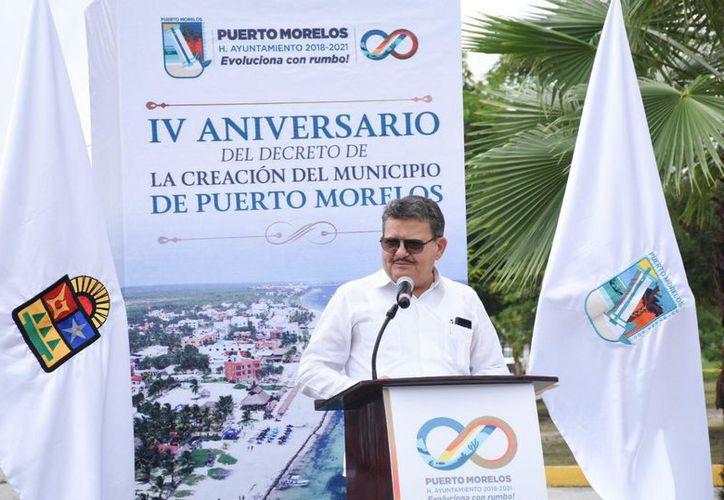 El evento se llevó a cabo en la Plaza Cívica. (Cortesía)