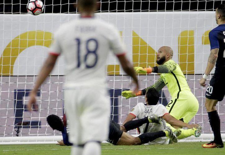 Un 1-0 bastó para que Colombia se quede con el tercer sitio de la Copa América Centenario. (AP)