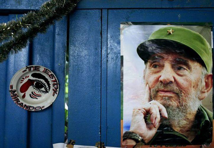 Castro dedica ahora su tiempo a investigar temas científicos y a escribir. (Agencias)
