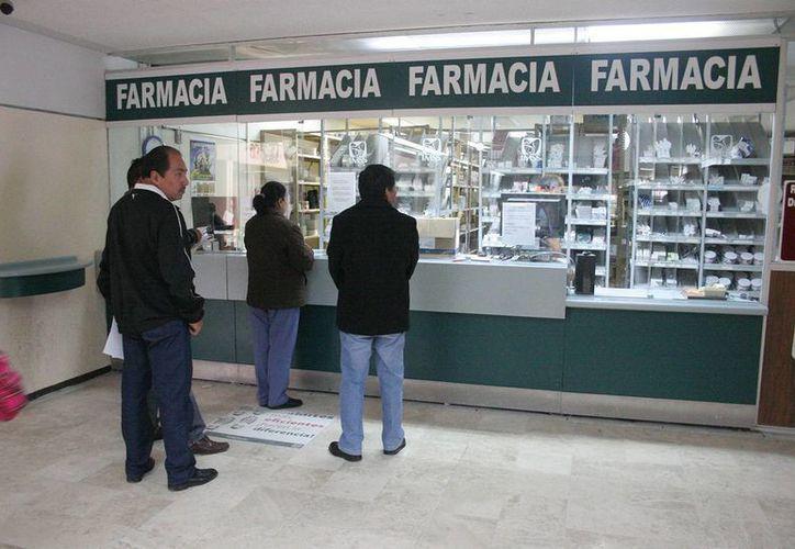 El IMSS deberá surtir los medicamentos que sus derechohabientes requieran aunque no se encuentren en el cuadro básico. (Archivo/indice7.com)