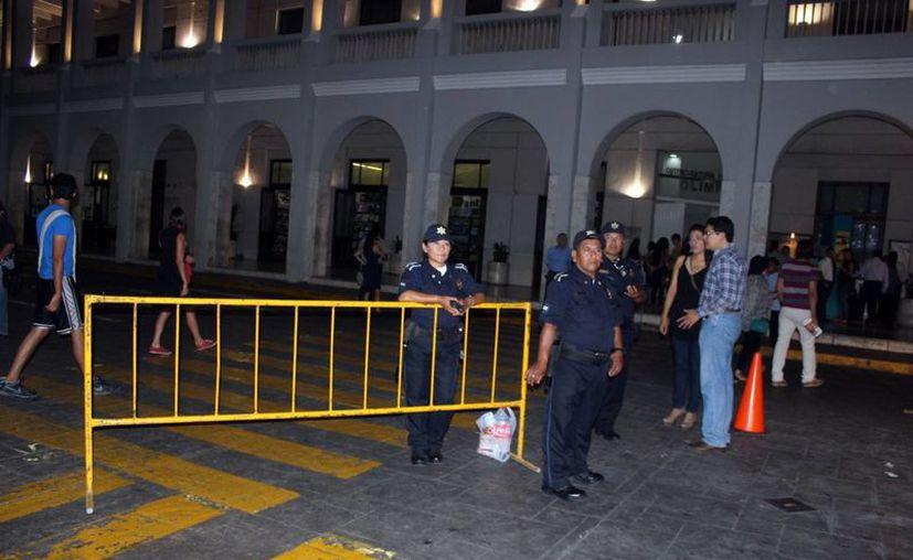 La Noche Blanca traerá consigo un cierre de vialidades en el Centro Histórico de Mérida. (Milenio Novedades)